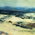 Carmel Shore 1919  by Guy Rose