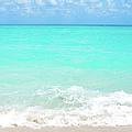 Carribean Sea by Artmarie