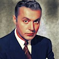 Charles Boyer, Vintage French Actor by John Springfield