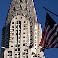 Chrysler Building by Brian Jannsen
