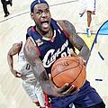 Cleveland Cavaliers V Oklahoma City by Layne Murdoch