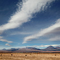 Clouds Over The Atacama Desert Chile by James Brunker