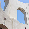 Coit Tower Telegraph Hill San Francisco California R586 by Wingsdomain Art and Photography