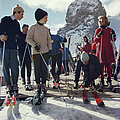 Cortina Dampezzo by Slim Aarons