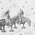 Cosmic Cowboys by George Tuffy