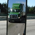 Green Freightliner Publix by Michael Neil