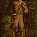 Davy Crockett by William Henry Huddle