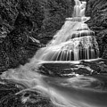 Dingmans Waterfalls Dwg by Susan Candelario