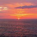 East Coast Sunrise  by Michael Ver Sprill