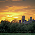 Ely Sunset by James Billings