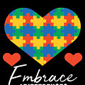 1 Embrace Differences by Andrea Robertson