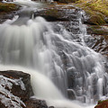 Enfield Falls In New Hampshire by Jeff Folger