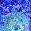 Enlightenment Blue by Jose Cruz