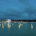 Floating Lanterns Hawaii by Mark Duehmig