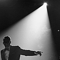 Frank Sinatra On Stage by John Dominis