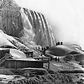 Frozen Niagara by London Stereoscopic Company