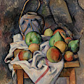 Ginger Jar by Paul Cezanne