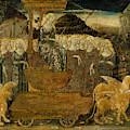 Goddess Of Chaste Love  by Francesco di Giorgio Martini