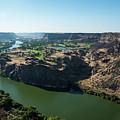 Green Snake River by Tom Cochran
