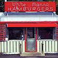 Hackensack, Nj -  Burger Joint 2018 #2 by Frank Romeo