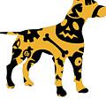 Halloween Dogg by Kaylin Watchorn