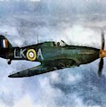Hawker Hurricane, Wwii by John Springfield