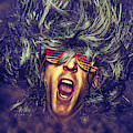 Heavy Metal Rock Star by Robert Kinser