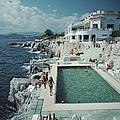 Hotel Du Cap Eden-roc by Slim Aarons