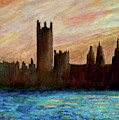 Houses Of Parliament  by John Cunnane
