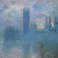 Houses Of Parliament, London by Peter Barritt