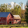 Hudson Valley Ny Countryside by Susan Candelario