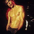Iggy Pop Live by Larry Hulst