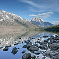 Jenny Lake by Ronnie and Frances Howard
