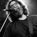 Jerry Garcia - Grateful Dead Live by Ed Perlstein