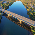 Lake Natoma Crossing by Jonathan Hansen