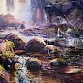 Living Water by Graham Braddock
