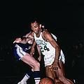 Los Angeles Lakers V Boston Celtics by Dick Raphael