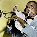 Louis Armstrong by Granger