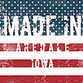 Made In Aredale, Iowa by Tinto Designs