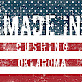Made In Cushing, Oklahoma by Tinto Designs