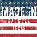 Made In Haskell, Texas by Tinto Designs