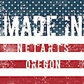 Made In Netarts, Oregon by Tinto Designs