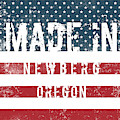Made In Newberg, Oregon by Tinto Designs