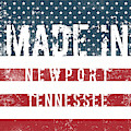 Made In Newport, Tennessee by Tinto Designs