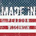 Made In Pearson, Wisconsin by Tinto Designs