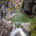 Maligne Canyon by Paul Schultz