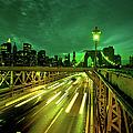 New York City Skyline by Nikada