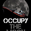 Occupy The Moon by Filip Hellman
