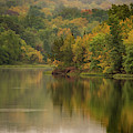 October Reflections Oct 2nd by Jeff Phillippi