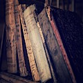 Old Books 2 by Marianna Mills
